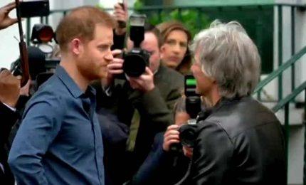 Harry canta con Bon Jovi, duetto agli storici Abbey Road Studios