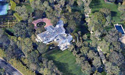 Bezos compra villa da record per 165 milioni