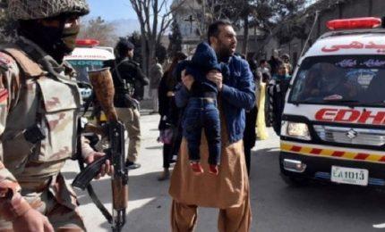 Kamikaze a Quetta, 10 morti e 21 feriti