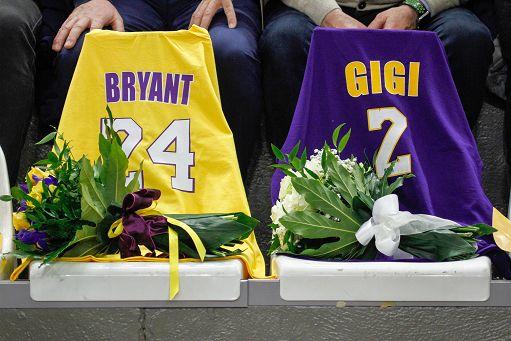 Kobe e Gianna Bryant sepolti con cerimonia privata