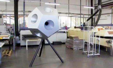 Le opere dentro la fabbrica: dieci artisti per la Giovanardi