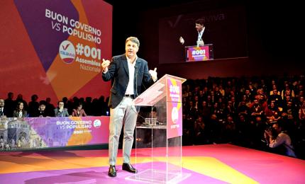 """Renzi rassicura Conte: """"Vogliamo che il governo vada avanti"""""""