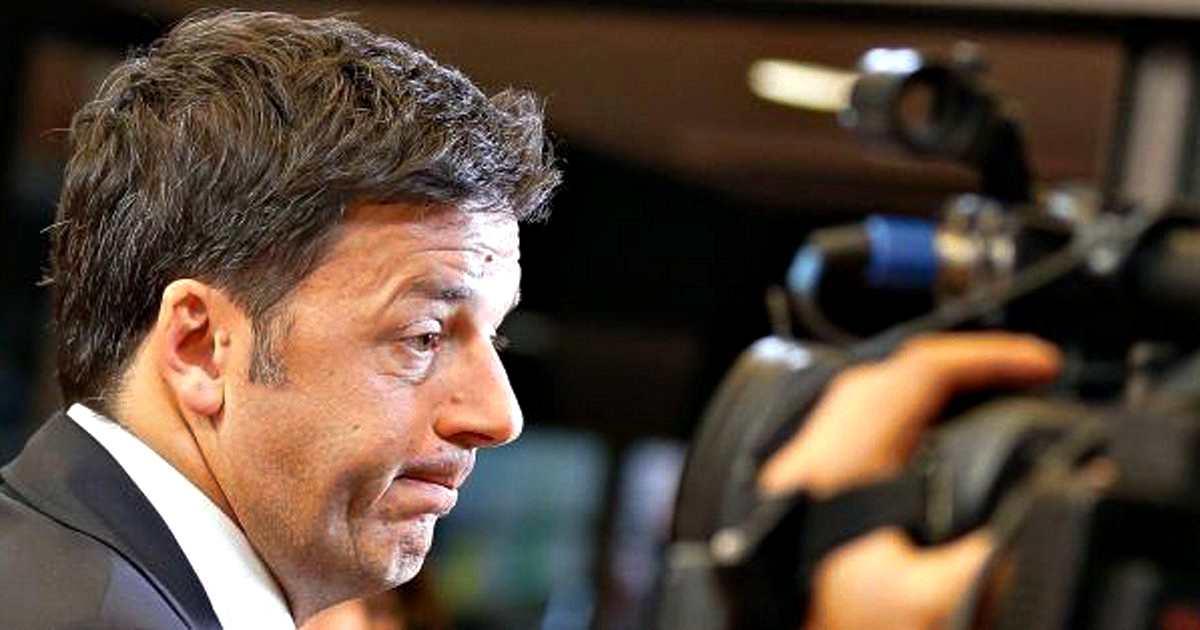 Renzi all'attacco: M5s vogliono a guida Corte Conti chi mi ha insultato
