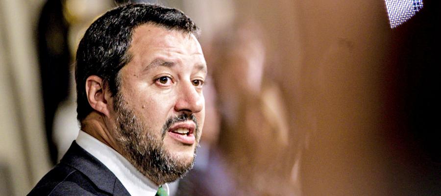 Da Arcuri allo Sputnik, Salvini ancora pirotecnico a 360 gradi