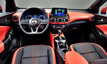 Nuovo Nissan Juke, il crossover coupè pioniere di tecnologia