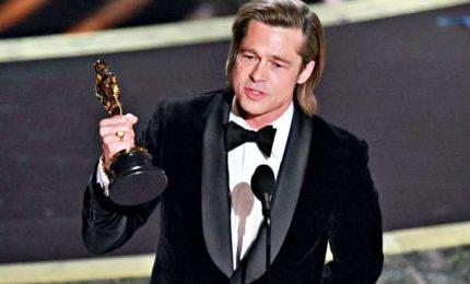 Premio Oscar 2020, Brad Pitt vince come miglior attore non protagonista