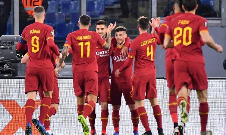 Roma-Lecce 4-0, Fonseca sfata il tabù Olimpico