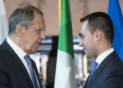 Libia, Ministri Difesa ed Esteri Russia da Di Maio e Guerini