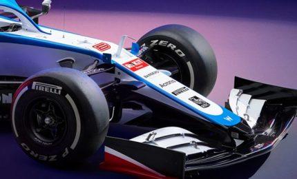 Williams presenta la nuova FW43: tanto rosso in evidenza