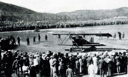 100 anni fa il raid aereo italiano Roma-Tokyo