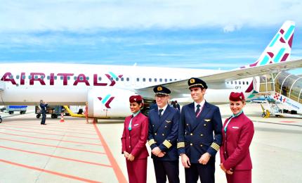Air Italy, licenziamento collettivo per 1450 dipendenti