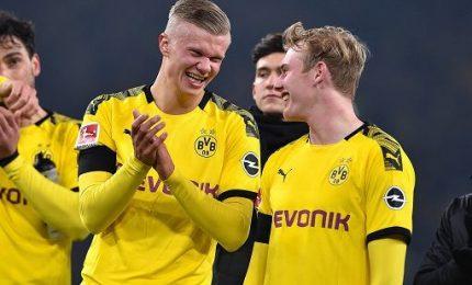 Champions, vincono Atletico Madrid e Borussia Dortmund