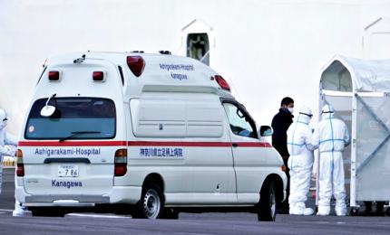 Coronavirus, c'è un italiano tra i 400 contagi sulla nave Diamond. Esperti dell'Oms a Pechino