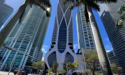 """Il """"One Thousand Museum"""", il grattacielo ideato da Zaha Hadid"""