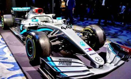 Mercedes W11: svelata la nuova monoposto di F1