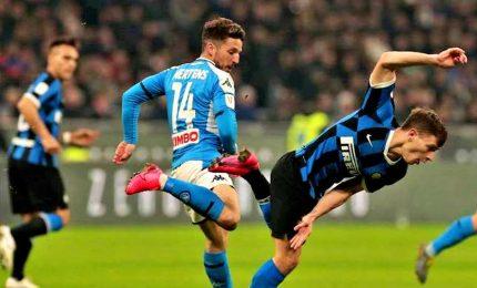 Coppa Italia, Inter-Napoli 0-1. Ruiz fa felice Gattuso