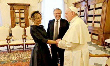 Papa a convegno con Fmi: allegerire debito di paesi indebitati
