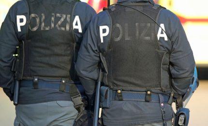 Blitz polizia contro narcotraffico nel cosentino, 45 arresti
