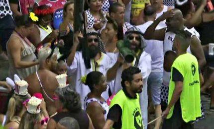 A Rio de Janeiro iniziati i festeggiamenti del carnevale