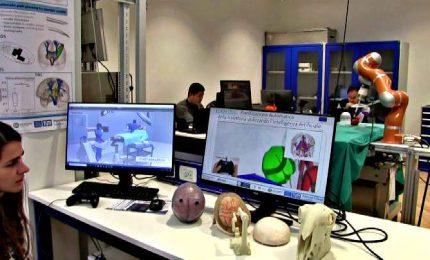 Robot del futuro, viaggio nei nuovi laboratori Polimi