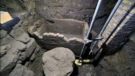 Ai Fori trovato un ipogeo legato alla sepoltura di Romolo