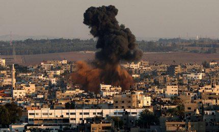 Raid di Israele contro postazioni Jihad Islamica a Gaza e Siria