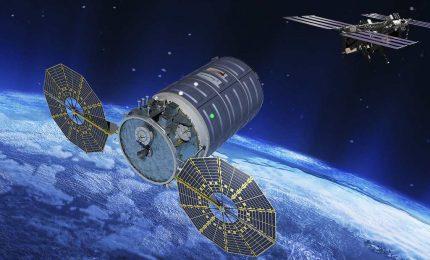 Veicolo Cygnus in viaggio verso stazione internazionale