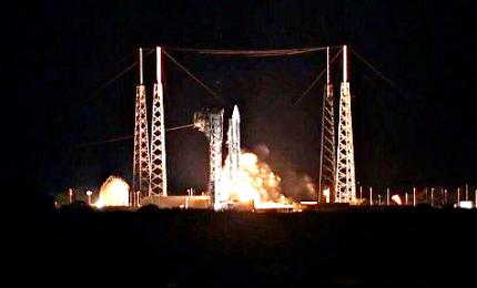 Lanciata con successo la sonda Esa Solar Orbiter