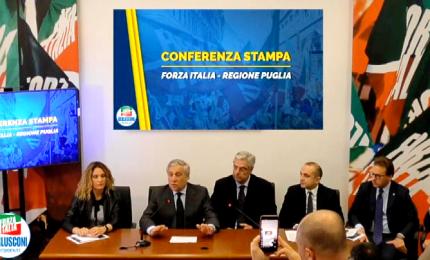 Tajani: porto Taranto ai cinesi? Altra invasione dopo coronavirus