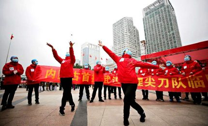 L'italiana a Wuhan: qui ce l'abbiamo fatta con regole e sorrisi