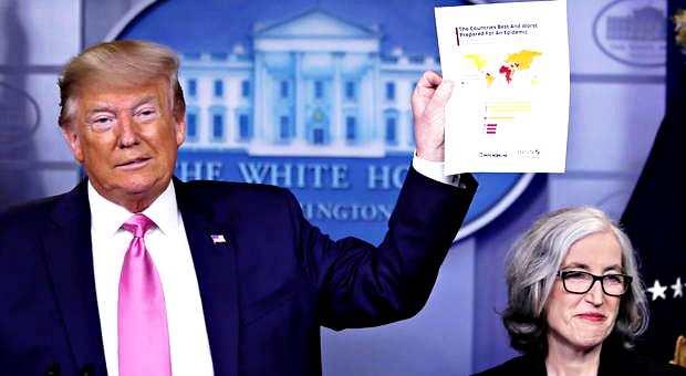 Il pacchetto di salvataggio anti-Covid: Trump frena sul compromesso bipartisan e inguaia i repubblicani