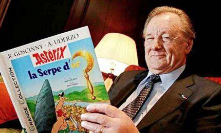 Addio al fumettista Uderzo, co-creatore di Asterix