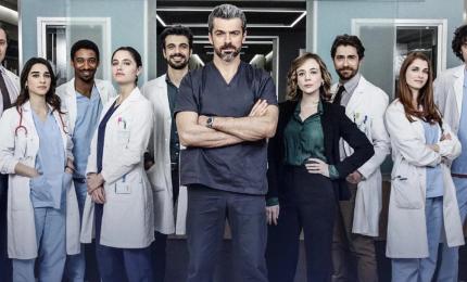 """Luca Argentero medico e paziente in """"Doc. Nelle tue mani"""""""
