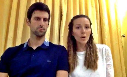 Djokovic dona 1 milione a Serbia per respiratori