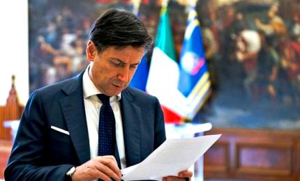 Conte: nuovo decreto legge da 25 miliardi ma servono Covidbond Ue