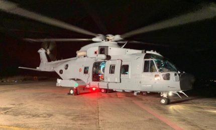 Gli elicotteri italiani di Leonardo contro l'emergenza Covid-19