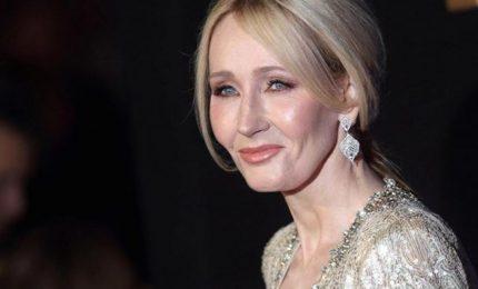 J. K. Rowling, messaggio di ammirazione agli italiani