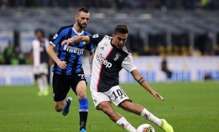 Juve-Inter 2-0, i bianconeri tornano in vetta