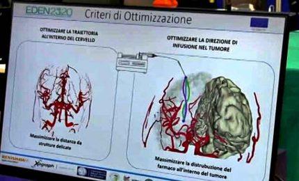 Il tumore al cervello diventa operabile