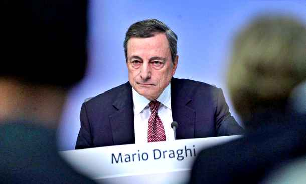 La ricetta di Draghi dopo virus: cancellare debito privato, aumentare debito pubblico