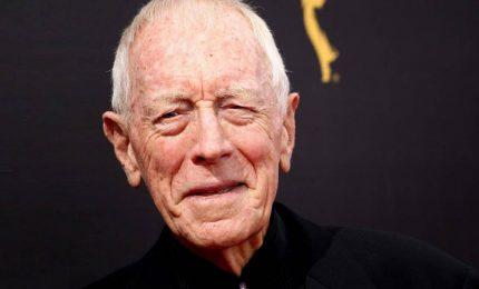 E' morto Max Von Sydow, il preferito di Ingmar Bergman