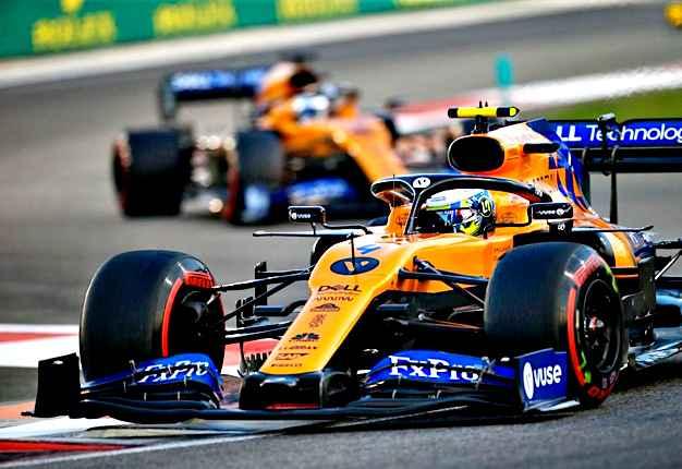 Formula1, finita la quarantena per la McLaren