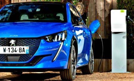 La Peugeot 208 è la nuova auto dell'anno 2020