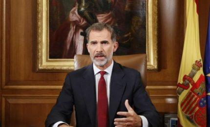 Covid-19, il re di Spagna Felipe VI in quarantena per contatto