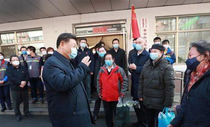 Coronavirus, Cina: decessi continuano a calare
