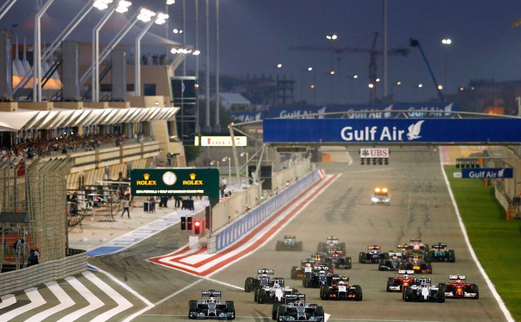 Formula1, Gp Bahrain senza spettatori