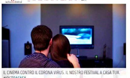 Nell'Italia zona rossa, il cinema a casa gratis