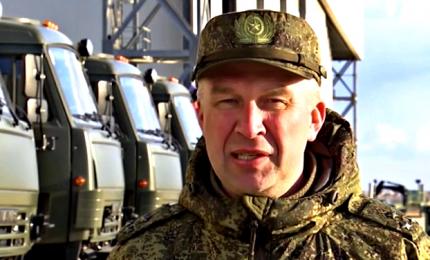 La Russia manda 15esimo aereo militare con respiratori