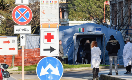 Tornano a Bergamo i turisti in quarantena a Palermo