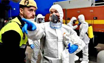 Coronavirus, la Spagna supera i mille morti su 20.000 contagi